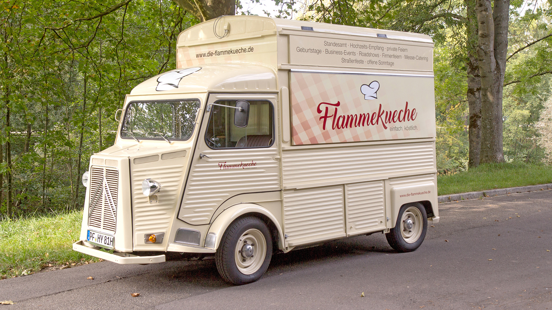 Flammekueche Foodtruck